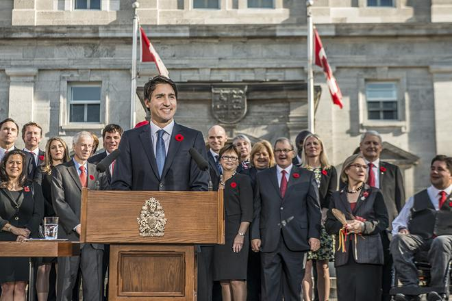 Trudeau Cabinet reflects more diversity in new House | Kai L. Chan